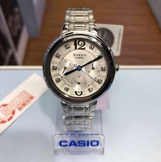 CASIO SHEEN SHE-3048D-7A