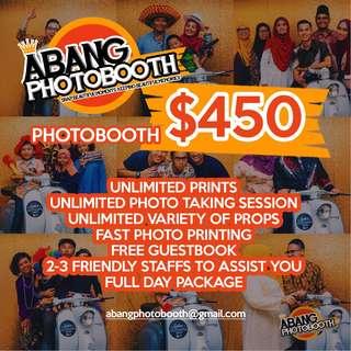 PhotoBooth Sale