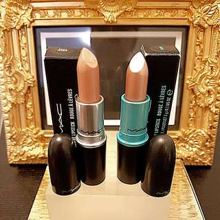 MAC LIMITED EDITION LIPSTICKS
