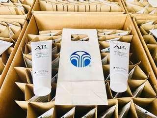 AP-24 whitening toothpaste