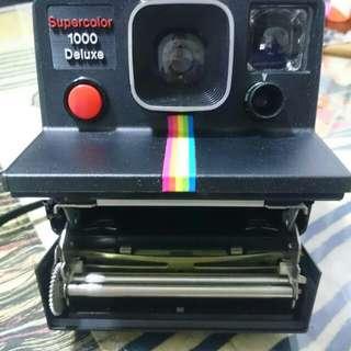 Vintage Polaroid Onestep 1000 Deluxe, 1977