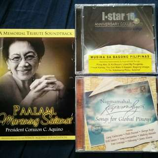 3 for 350*Inspirational CDs