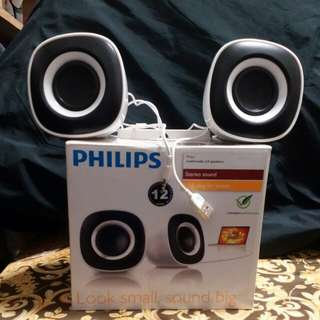 PHILIPS Multimedia 2.0 speaker SPA2201
