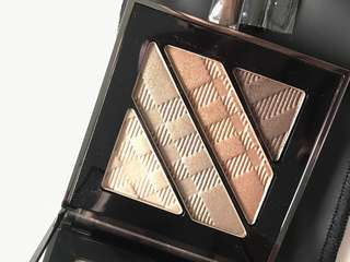BURBERRY COMPLETE EYE PALETTE (GOLD)