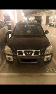 Hyundai Tucson Auto 2.0