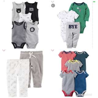 6M Baby Boy Items Instock