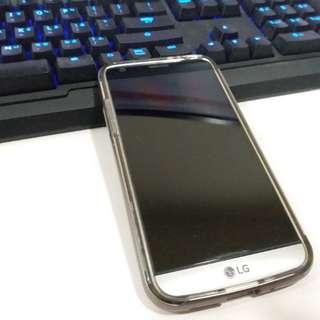 最便宜 LG G5,32GB 灰 配件多。