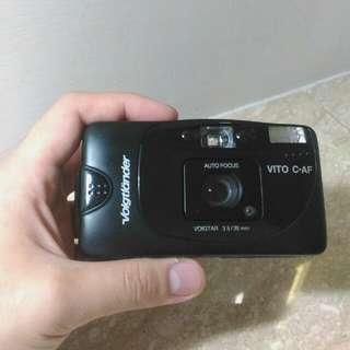 Voigtländer AF Mini 底片 底片機 底片相機 口袋機 傻瓜相機 Leica Mini 同款 可參考 Voigtlander 福倫達