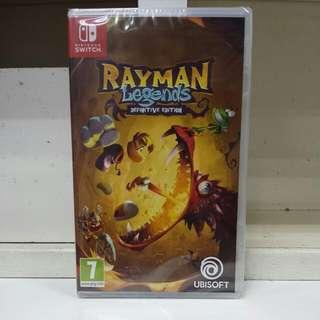 Switch Rayman Legend