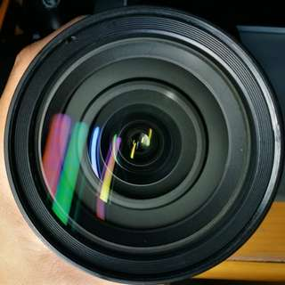 Tamron 24-70mm f2.8 Di VC USD (lens camera full frame)