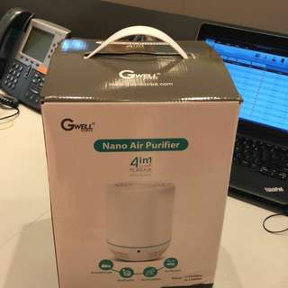 韓國Luva 4 in 1 Air Purifier