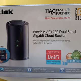 DLink WiFi Router