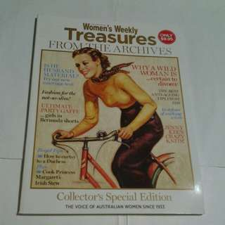 Women's Weekly Treasures From The Archives