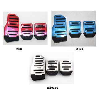Manuel and Auto Sport Pedals