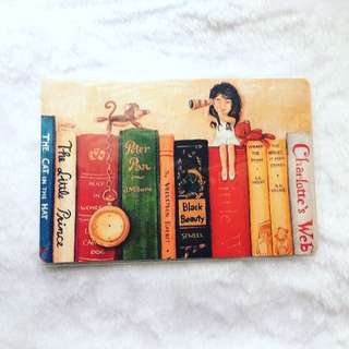 Bookish Postcards