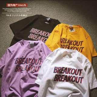 Breakout Tshirt