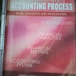 21 th century  accounting process