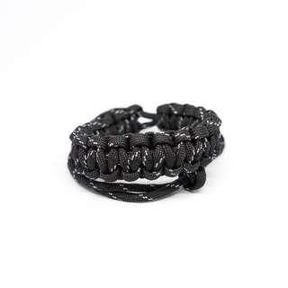 Black Camo Single Strap