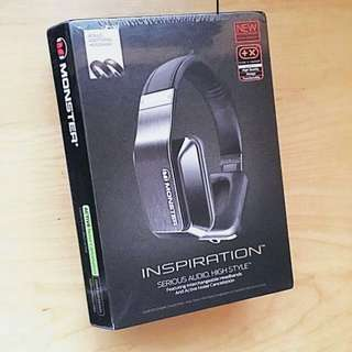 Monster Inspiration Active Noise Cancelling Headphone