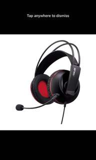 Brand New Asus Republic Of Gamers Headphone/Headset