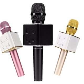 Q7 bluetooth mic
