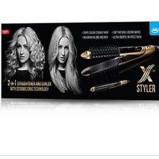 JMl 2 in 1 hair styler