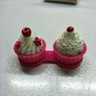 cupcake contact lens