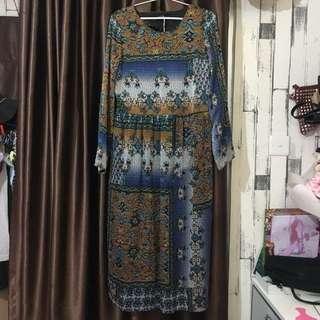 Zara Trafaluc Long Dress