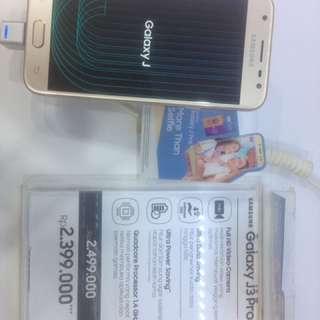 Samsung Galaxy J3 Pro Gratis 1x Cicilan Tanpa CC