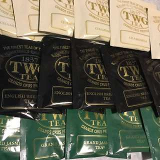 1837 TWG Tea Bag