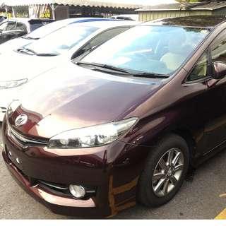 Toyota Wish 1.8 G RARE