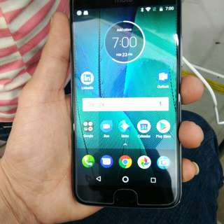 Motorola Moto G5s Plus 4/32 umur 3hari pake likenew ful ori