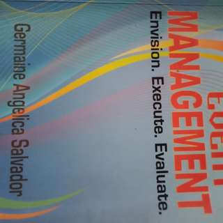 Event Management book
