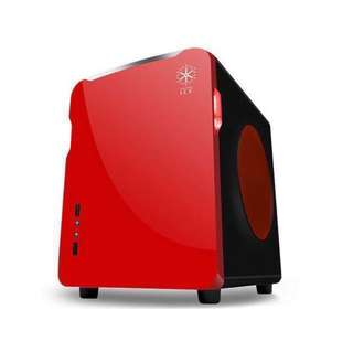 ICE Beatles Red mATX Case