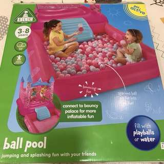 ELC Ball Pool for playballs or water