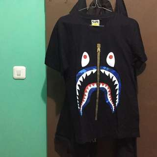 Kaos Bape Shark