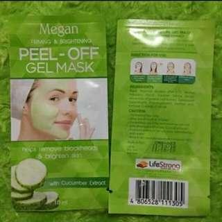 Peel-Off Gel Mask