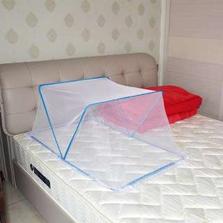 (New) Foldable mosquito net for baby cot