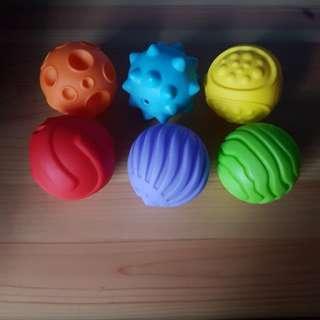 Texture Balls