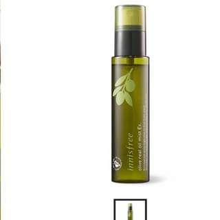 Innisfree 橄欖油滋潤保濕噴霧80ml