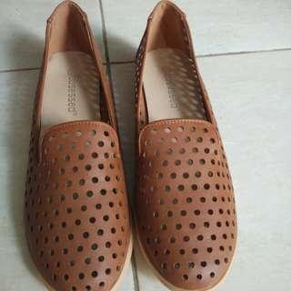 Sepatu Coklat size 41