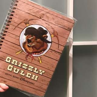 Disney notebook ✨