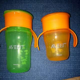 Philips Avent grown up Cup water bottle. 12