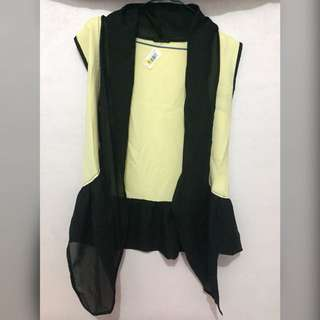 Outer Kuning Hitam
