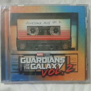 [Music Empire] Guardians Of The Galaxy Vol. 2 OST Movie Soundtrack