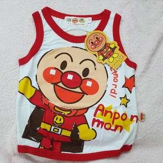 Bandai Anpanman singlet t-shirt