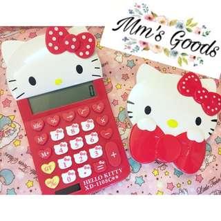 ❤️超可愛Hello Kitty計數機❤️