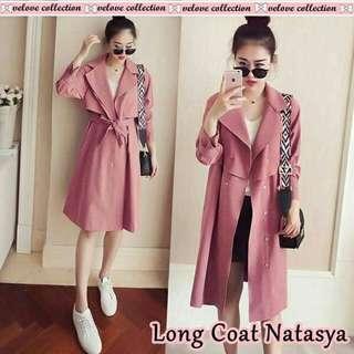 Long Coat Natasya