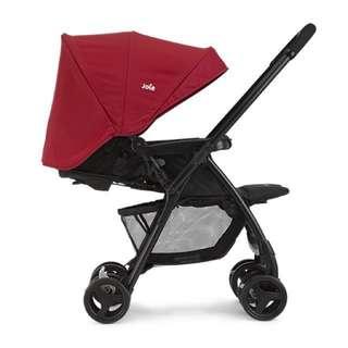 New Joie stroller
