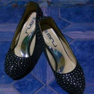 5.5 inches pageant heels